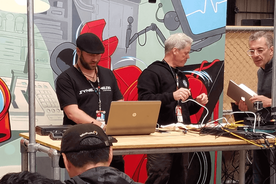 Maker Faire 2016 Presentation